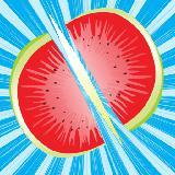 fruits slicer watermelon cutter