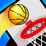 Circle Dunk - Basketball Tap Games For Free