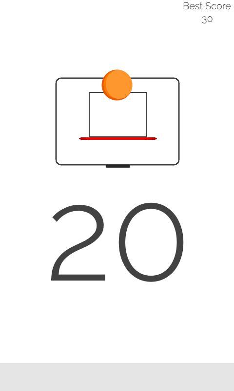 Simple Hoops - Basketball Game 游戏截图2