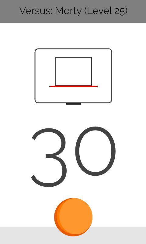 Simple Hoops - Basketball Game 游戏截图3