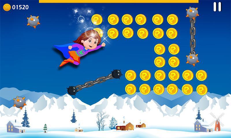Super Girl Adventure 游戏截图2