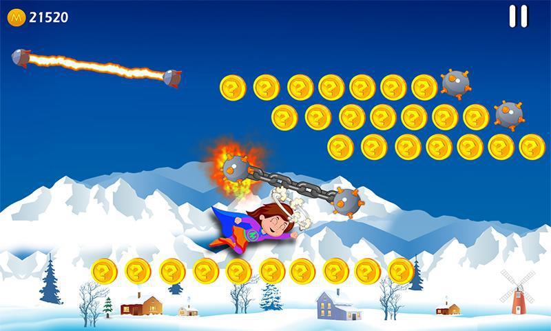 Super Girl Adventure 游戏截图4