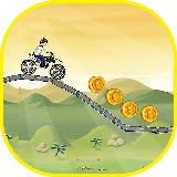 Crazy Jungle Ben MotoBike Race - Motor Hill Racing