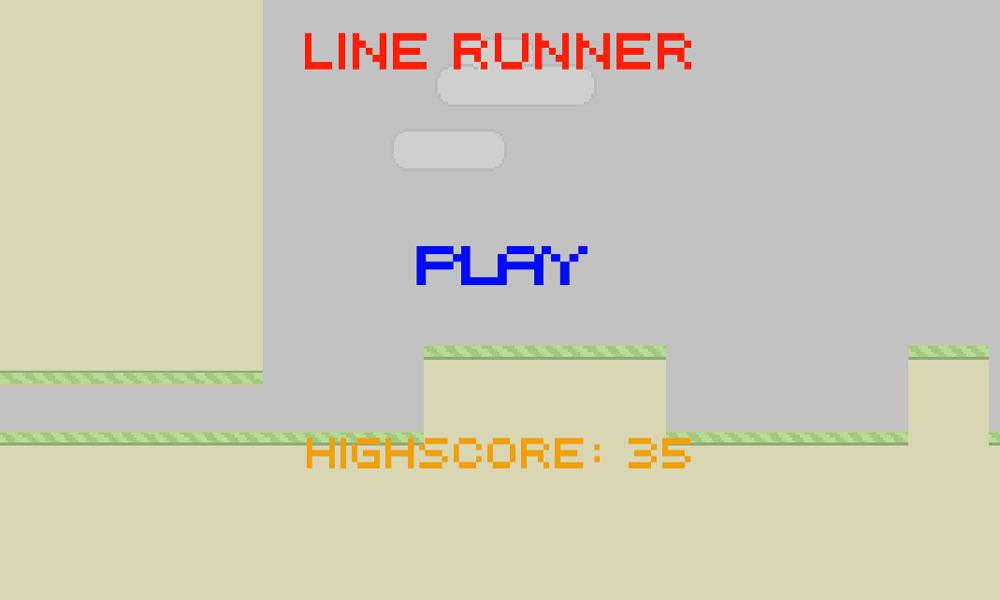 Line Runner 游戏截图1