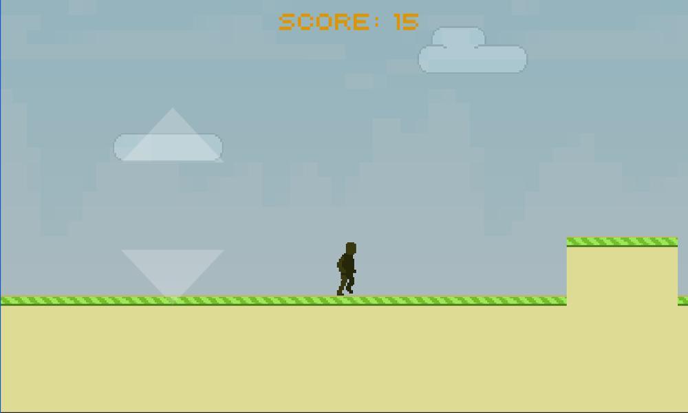 Line Runner 游戏截图2
