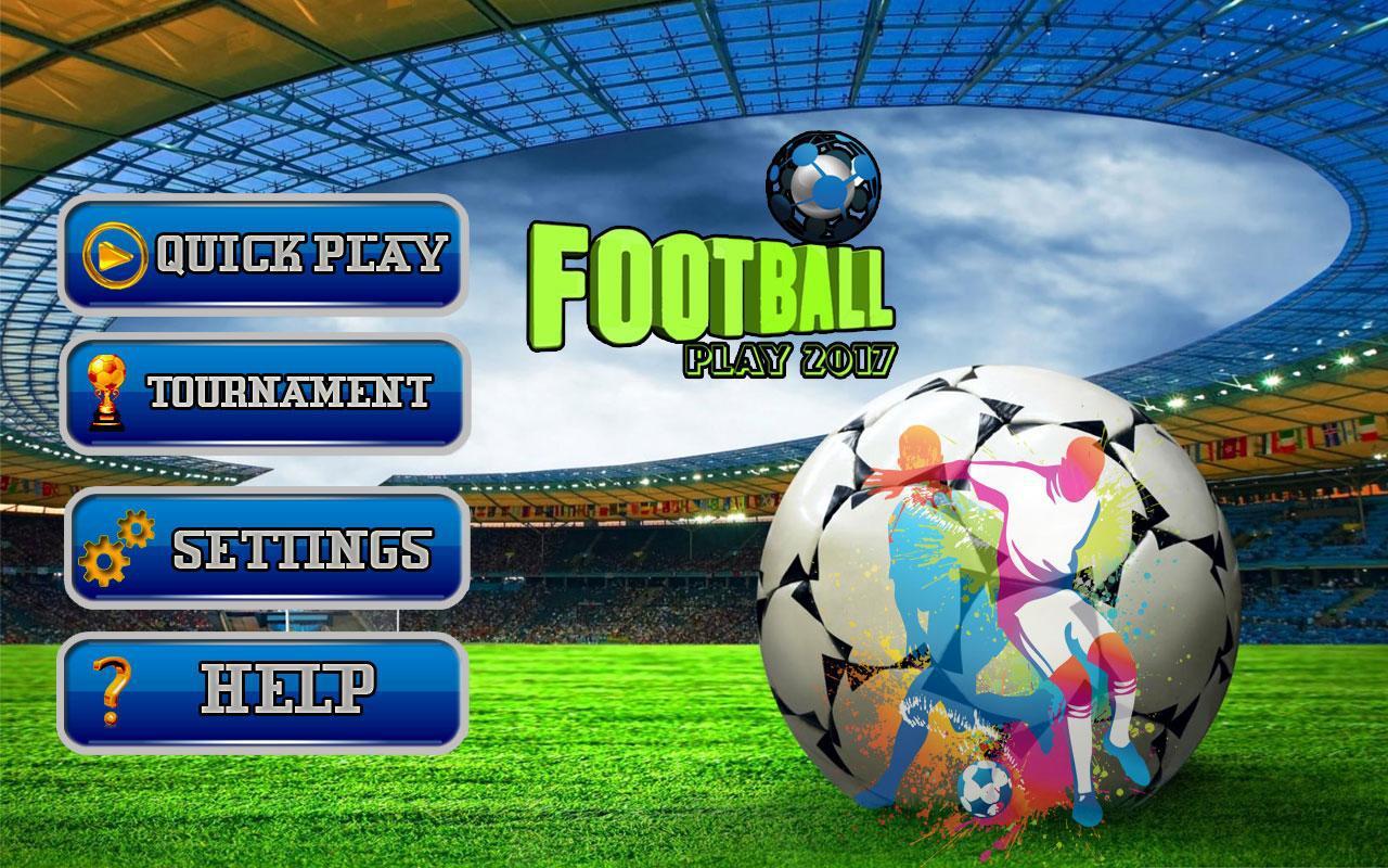 十大足球:足球游戏 游戏截图1