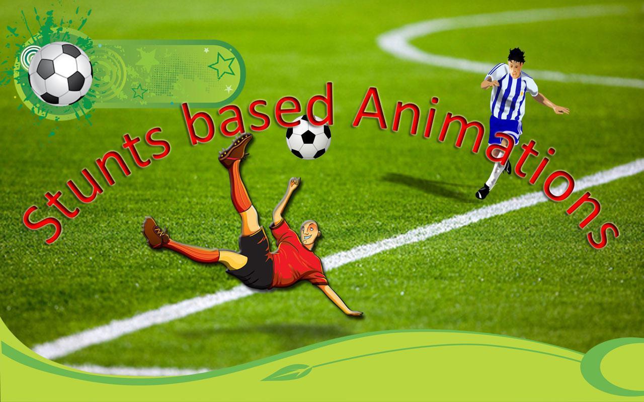 十大足球:足球游戏 游戏截图3