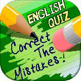 找出错误英文文法检查