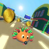 Hedgehog Pet Run