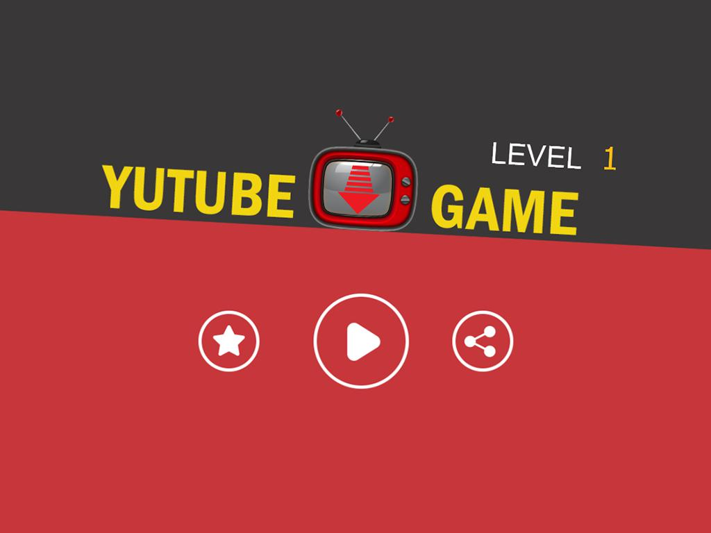 Yutube Game Play Yutube 游戏截图4