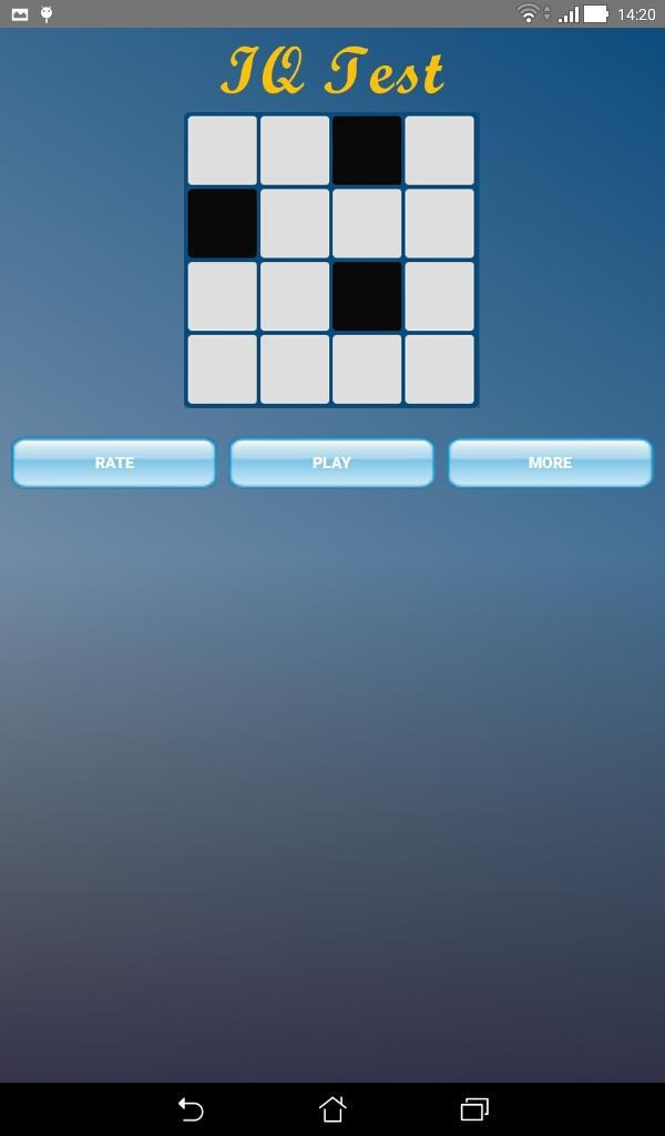 Brain Game - IQ Test 游戏截图2