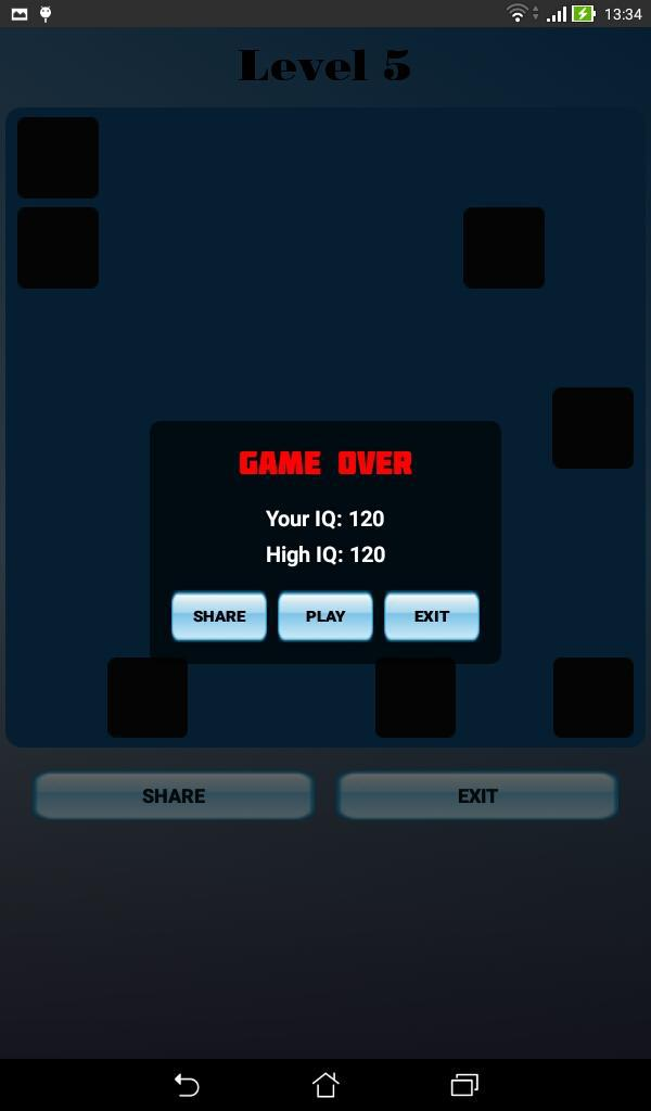 Brain Game - IQ Test 游戏截图5