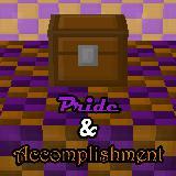 Pride & Accomplishment