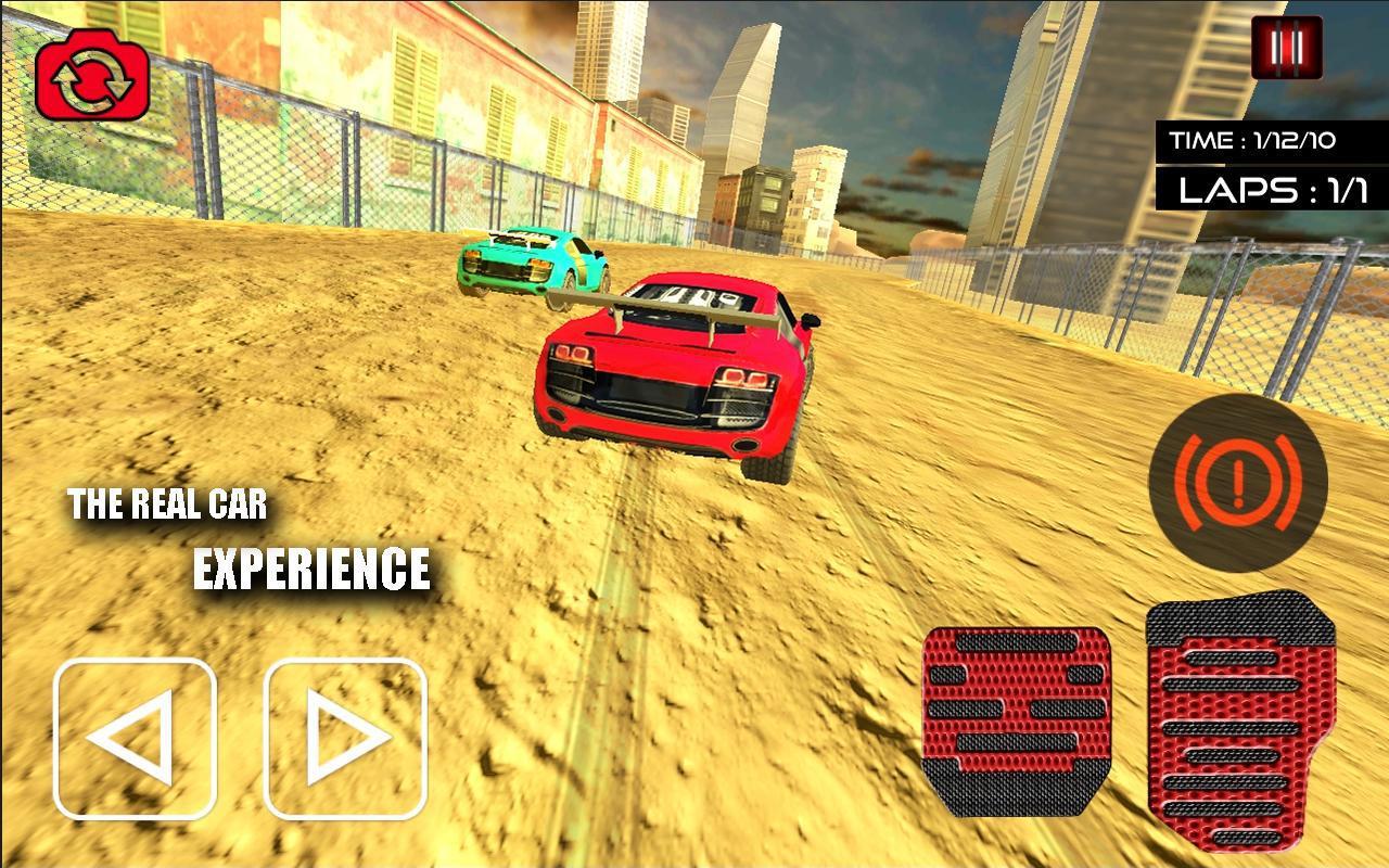 Extreme Smash Racing 游戏截图1