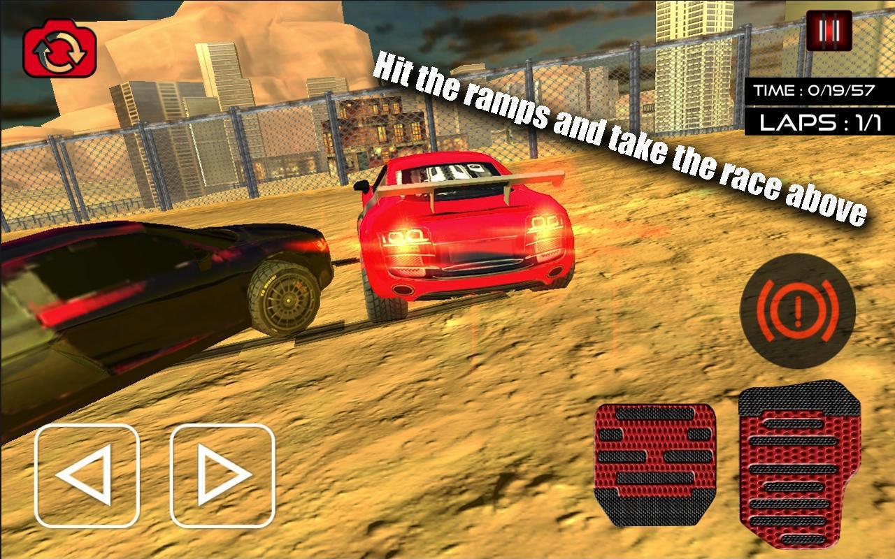Extreme Smash Racing 游戏截图2