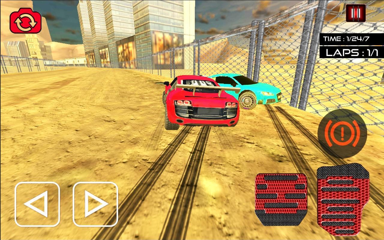 Extreme Smash Racing 游戏截图5