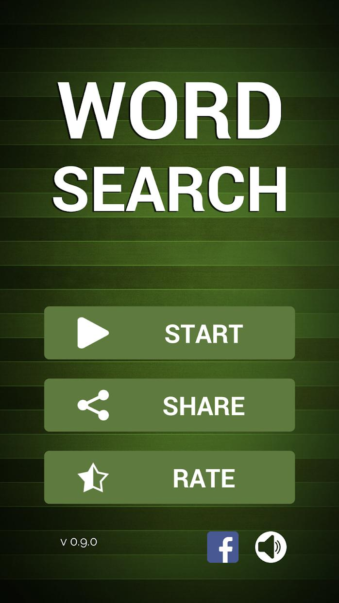 Word Search Puzzle 游戏截图1