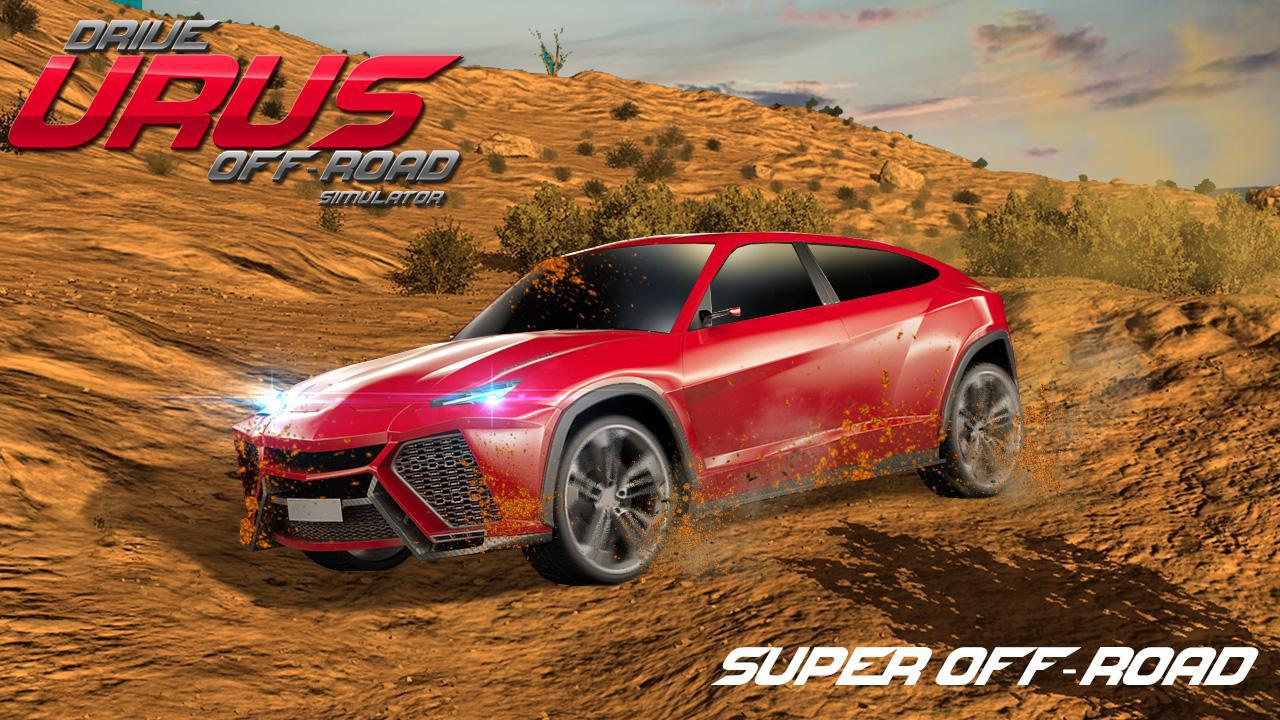 Drive Urus Off-Road Simulator 游戏截图4