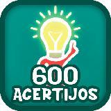 Descubre la Palabra - 600 ACERTIJOS