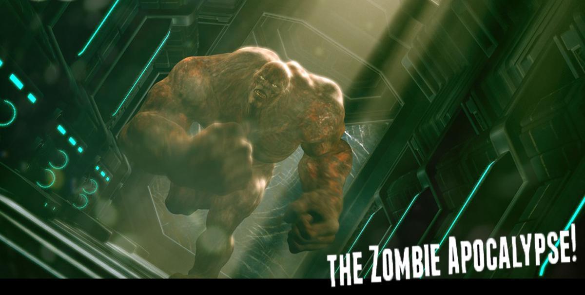 Clash vs Zombies 2 游戏截图3
