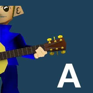 スリーコードゲーム「アコギコア」 游戏截图1