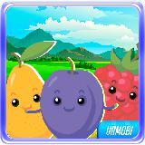 Учим Овощи и Фрукты. Развивающая игра для малышей.