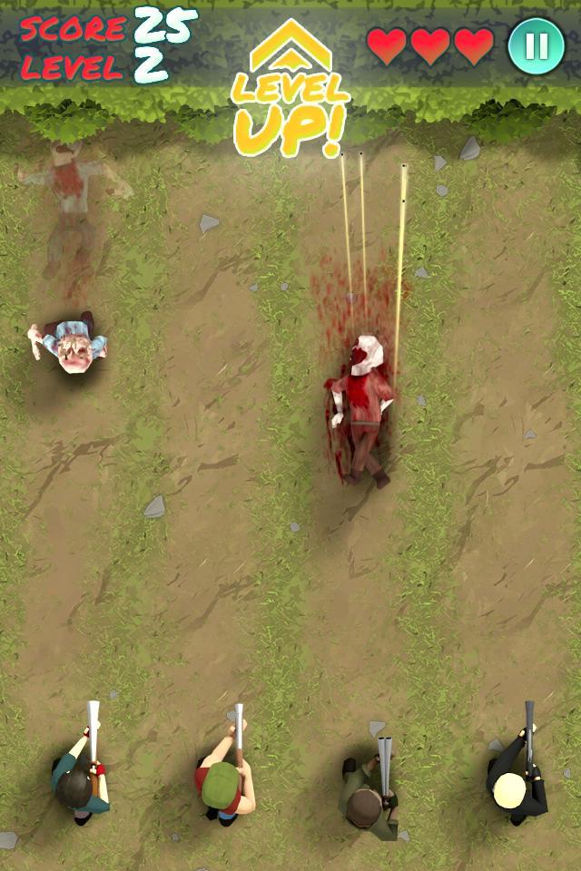 Zhotgun 游戏截图2