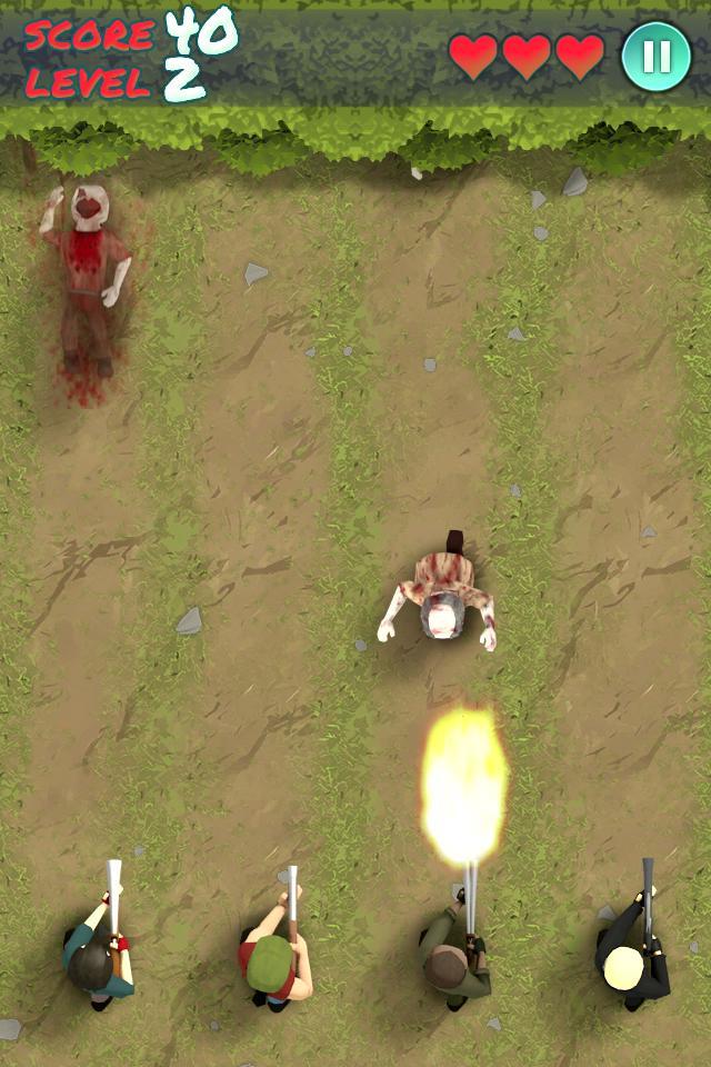 Zhotgun 游戏截图3