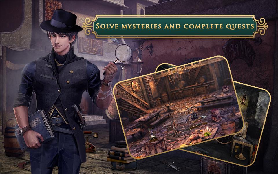 Hidden Mystery 游戏截图1