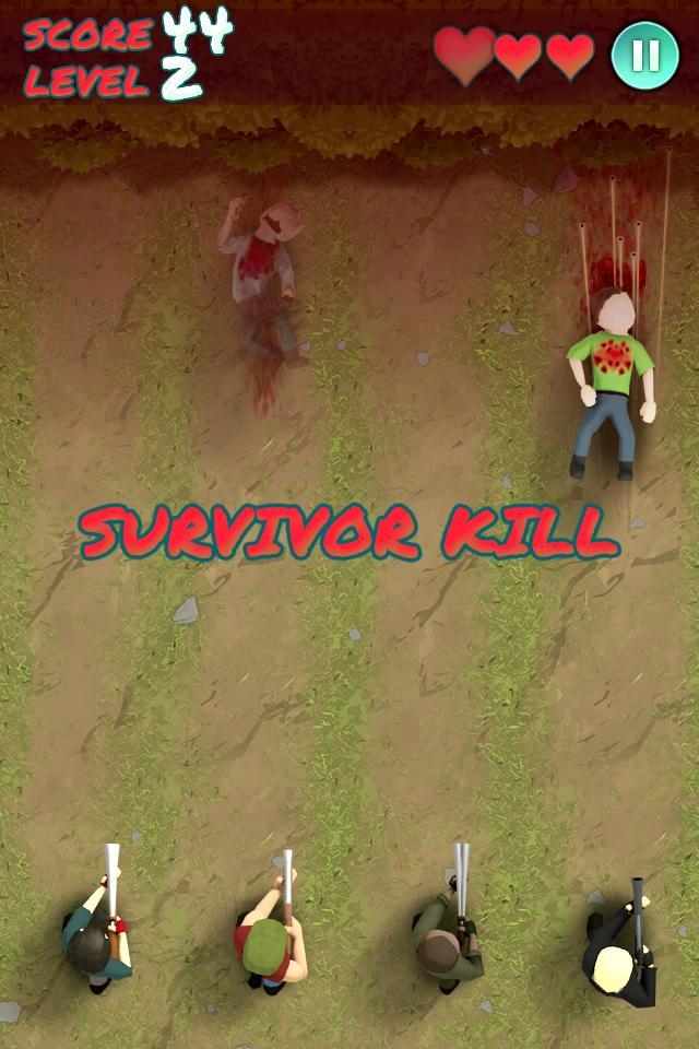 Zhotgun 游戏截图4