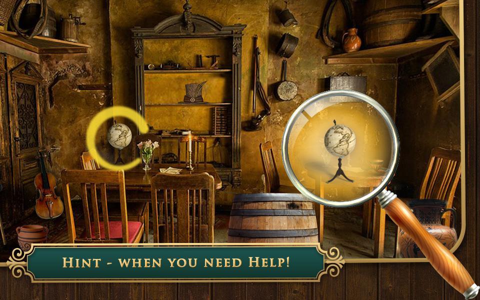 Hidden Mystery 游戏截图4