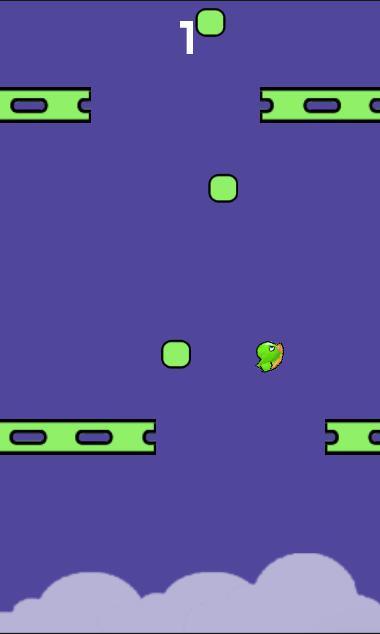Wing Bird 游戏截图2