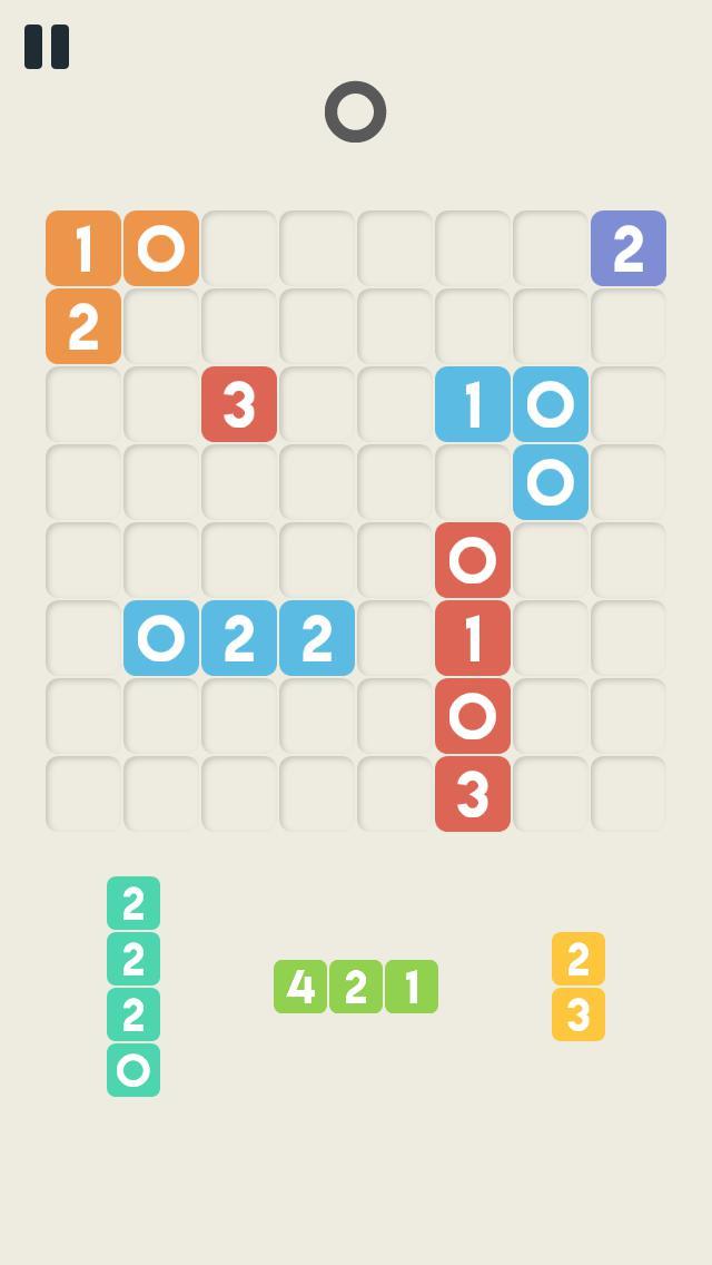 10TRIS - Math Puzzle 1010 游戏截图3