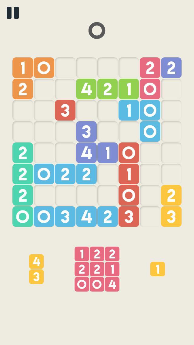 10TRIS - Math Puzzle 1010 游戏截图4