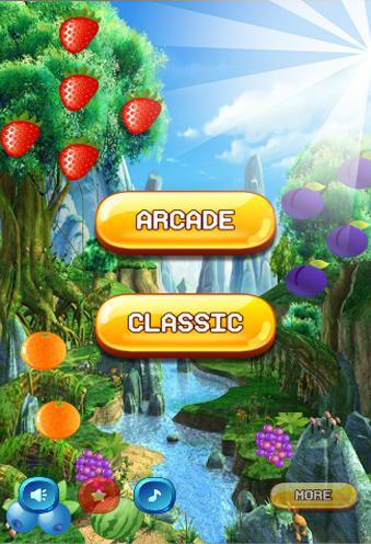 Fruit bomb 游戏截图2