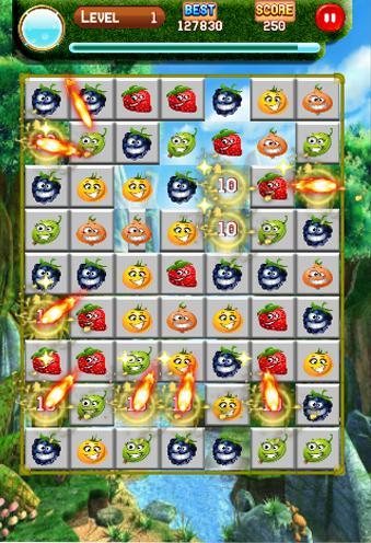 Fruit bomb 游戏截图3