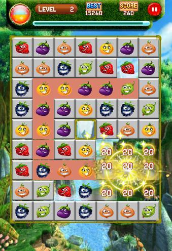 Fruit bomb 游戏截图4