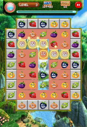 Fruit bomb 游戏截图5