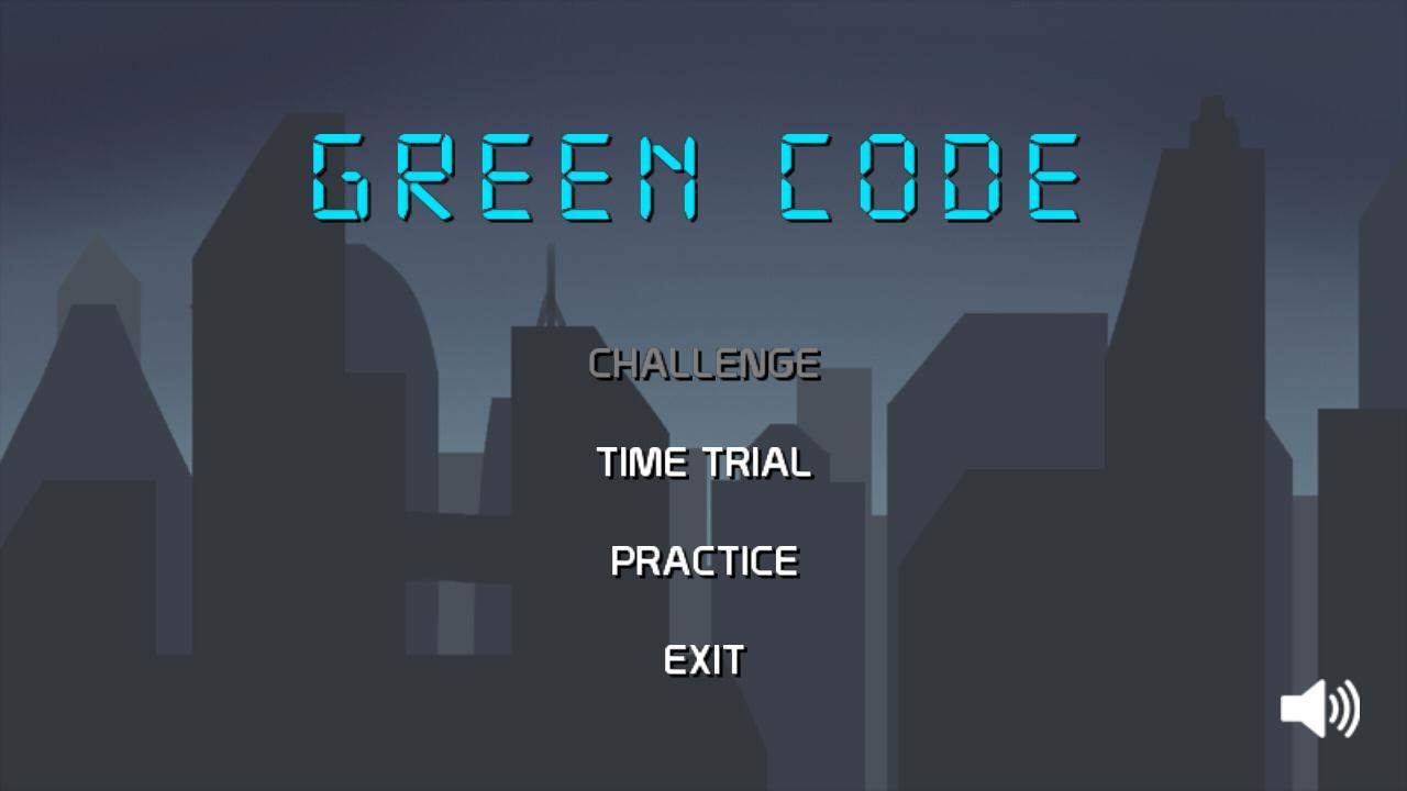 Green Code 游戏截图1