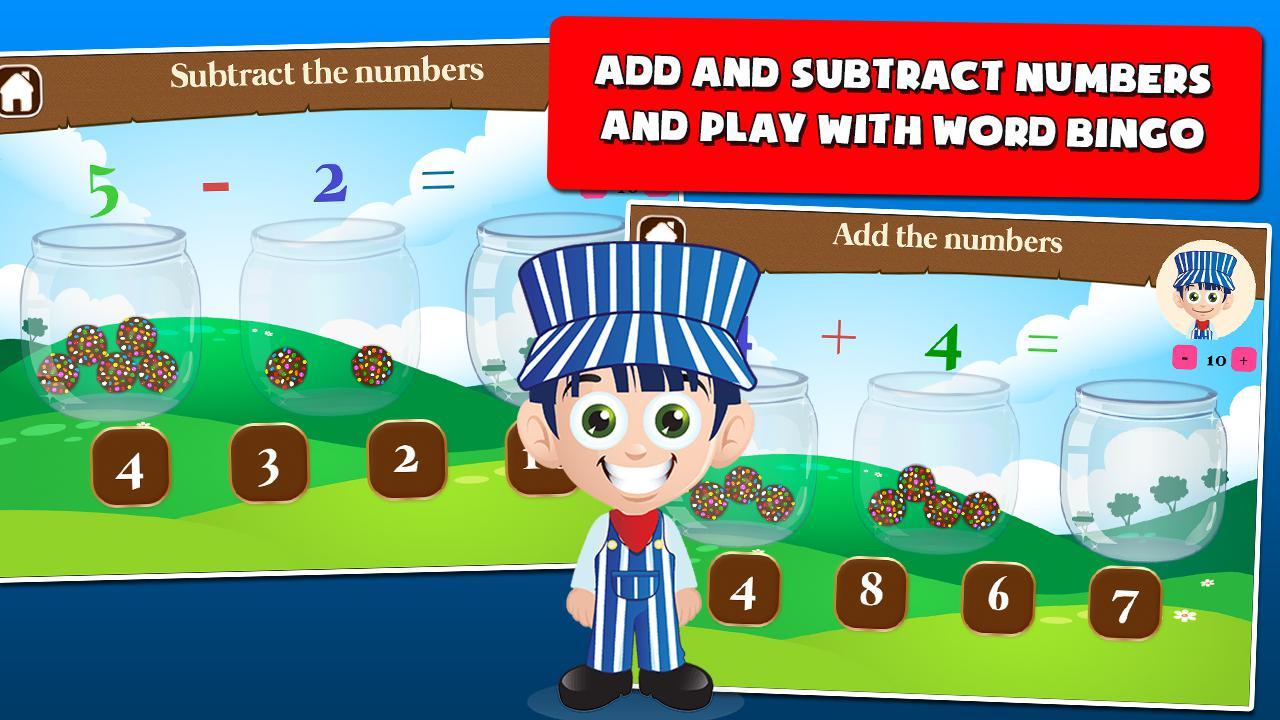 儿童火车游戏一年级 游戏截图5