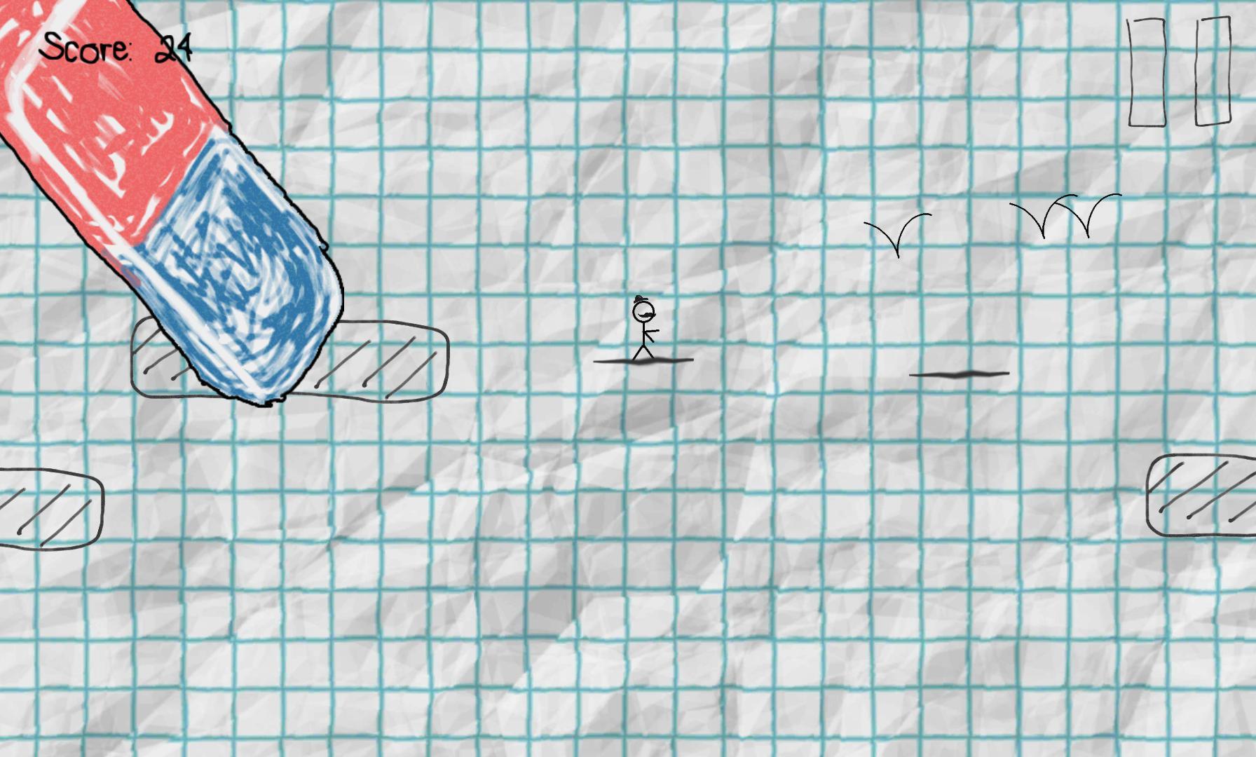 Pencil Dude 游戏截图4