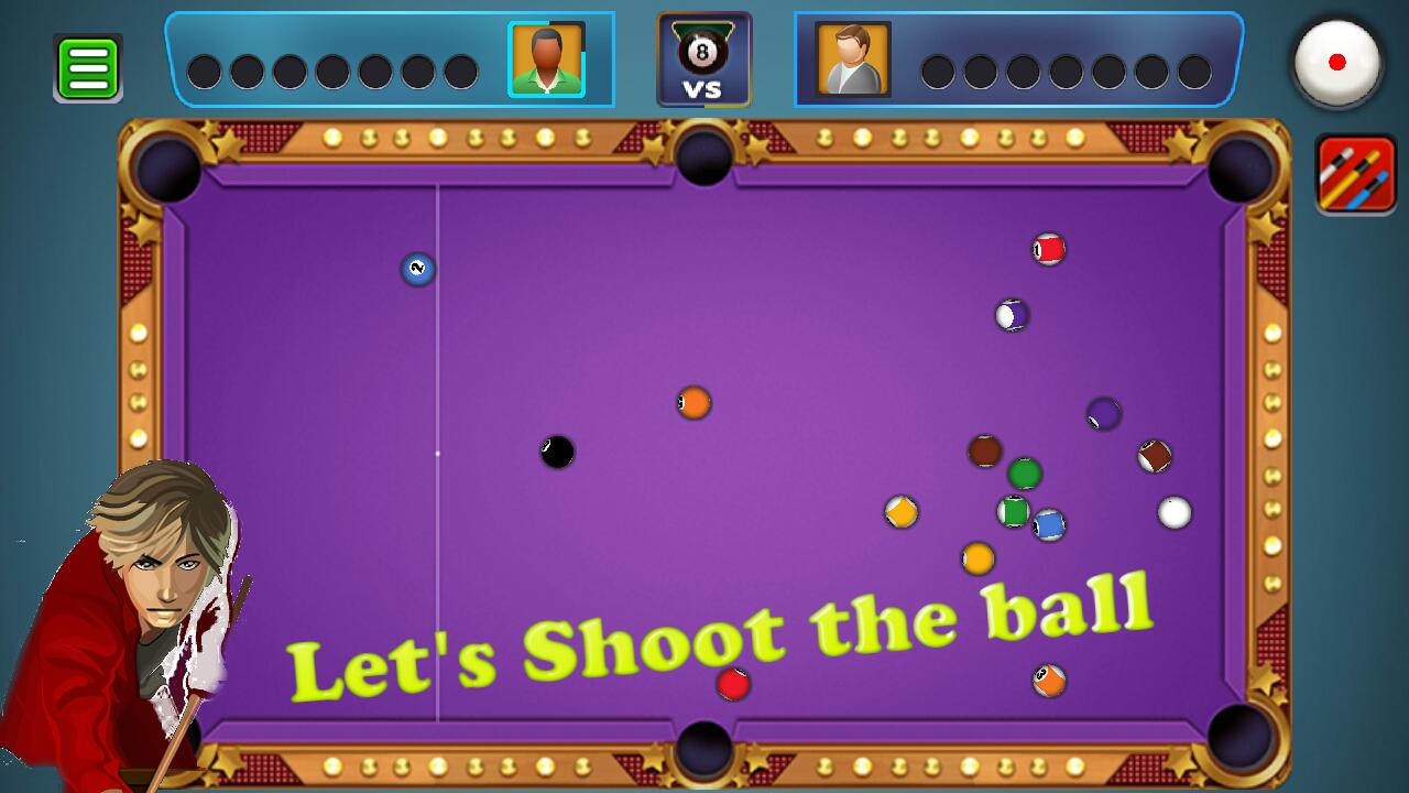 Master of 8 Ball Pool 游戏截图4