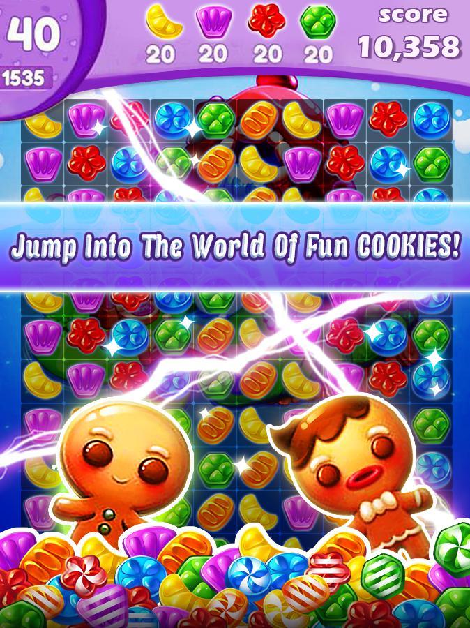 饼干的世界 游戏截图1