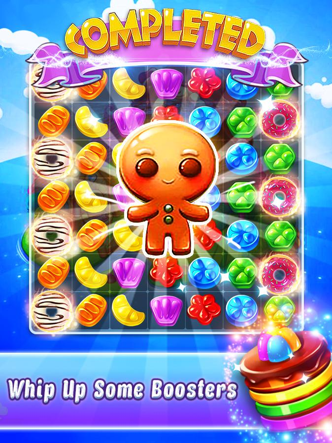 饼干的世界 游戏截图4