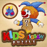 Kids Jigsaw Toddlers Puzzle Game