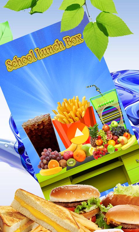 School Lunch Box 游戏截图1