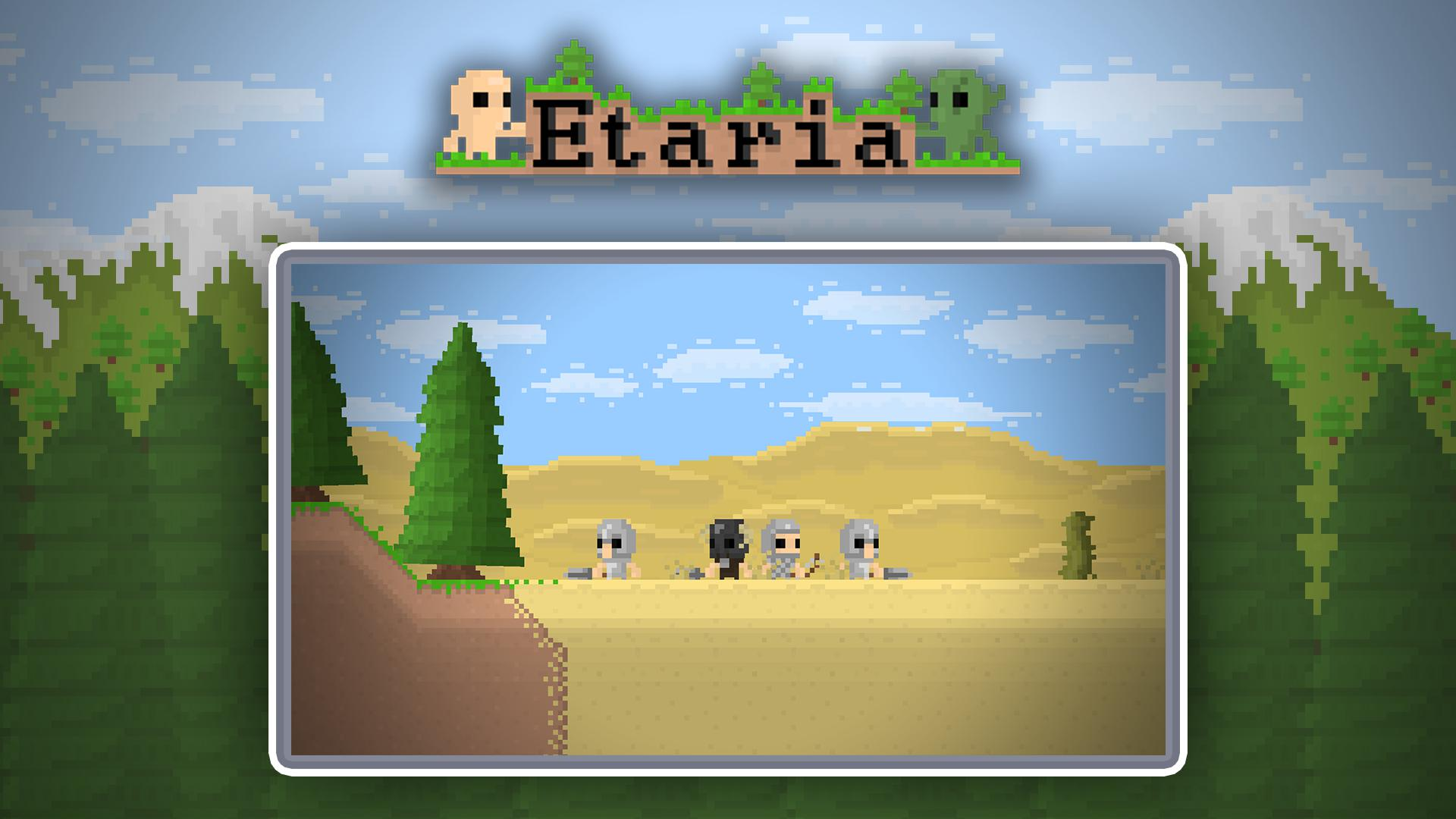 Etaria | Survival Adventure 游戏截图4