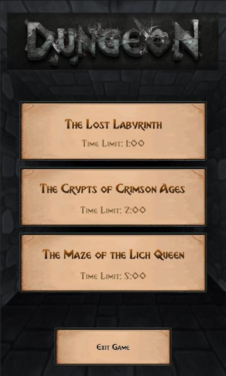Dungeon 游戏截图1