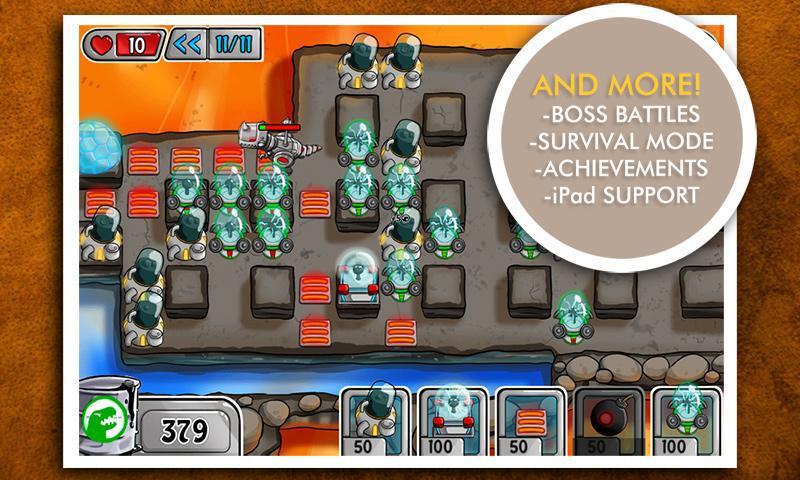 Dino Zone 游戏截图2