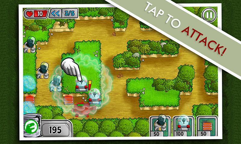 Dino Zone 游戏截图1